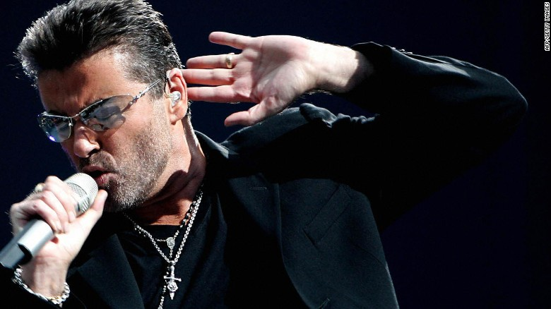 George Michael has died